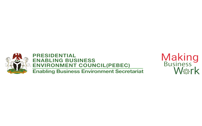PEBEC Adopts National Action Plan for Ease of Doing Business Reforms in Nigeria