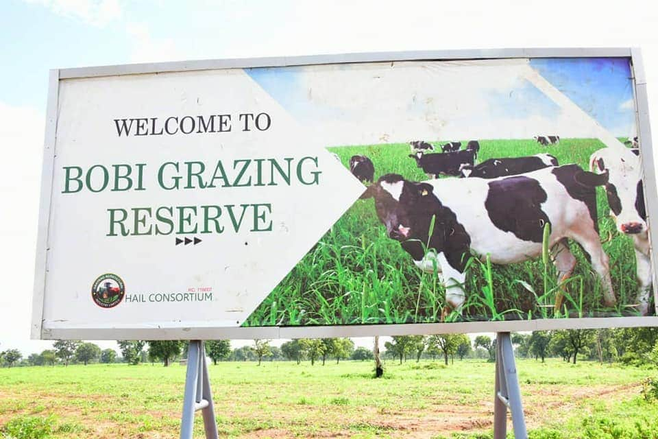 There is Room for Private Investment in the Bobi Grazing Reserve – Governor Abubakar Sani Bello